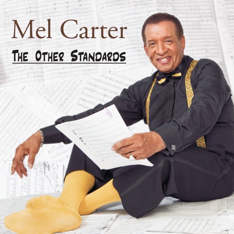 "Mel Carter returned to Theta Sound Studio with a collection of lesser known standards and brought them to life with terrific arrangements for quartet and big band. ""Mel Carter – The Other Standards"" is sure to become a favorite for Mel's many fans, and for people who love the great music of the Traditional Pop genre."