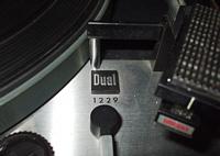 DUAL 1229
