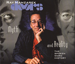 Ray Manzarek Doors CD Cover Scan 250