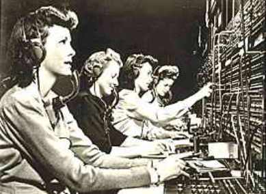 Telephone Switchboard Operators