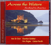 "Cabar Feidh Pipe Band ""Across the Waters"""