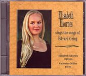 "Elisabeth Ekornes ""Songs of Edvard Grieg"""