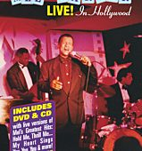 "Mel Carter ""Live in Hollywood"" DVD"