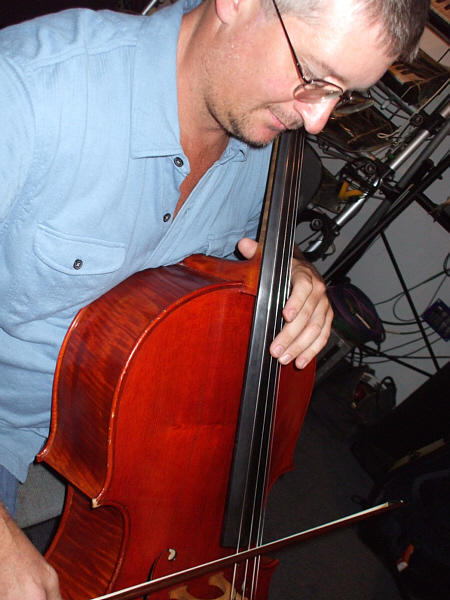 "Cameron Stone played cello for the double album ""Heaven on Earth – Shabbat at Temple Israel of Hollywood"" with Danny Maseng."