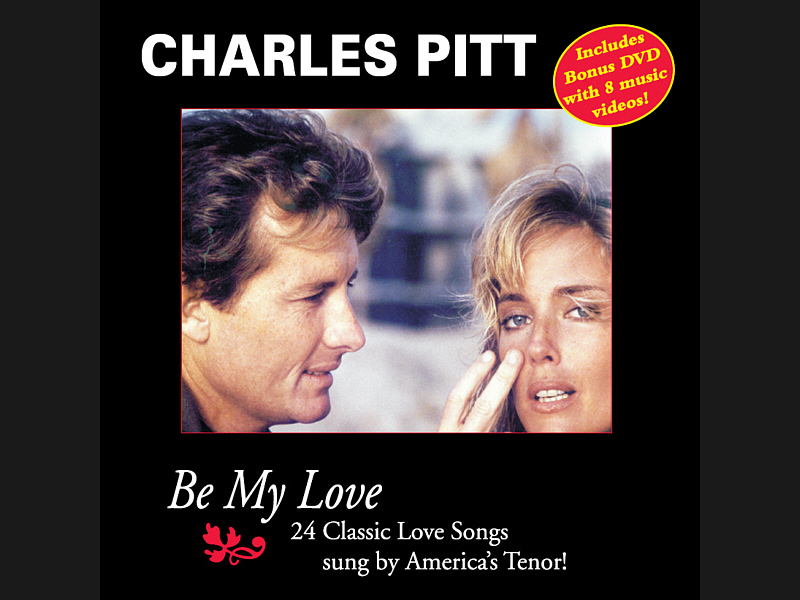 America's Tenor Charles Pitt combines operatic talent with contemporary music videos in this combination CD+DVD set