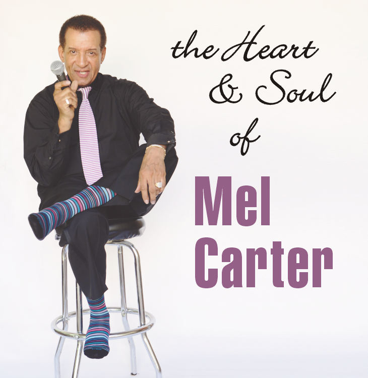 "Mel Carter's first album project with Randy Tobin at Theta Sound Studio was this gem, ""The Heart & Soul of Mel Carter,"" featuring a great selection of songs, inspiring arrangements and top Los Angeles session players who live and breathe this genre of music."