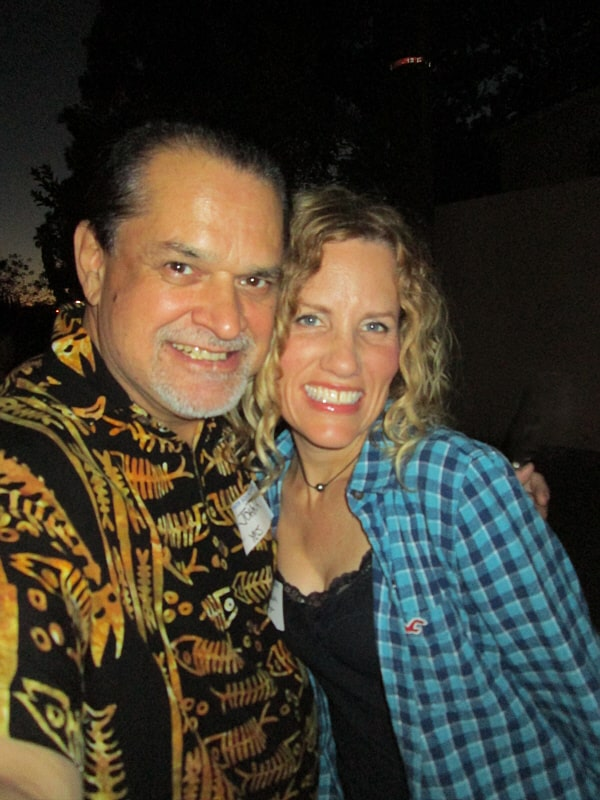 JOHN (the photographer) and JENNIFER