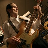 Taking up bass at age 17, it became one of Randall Michael Tobin's favorite instruments. He still cherishes playing his 1964 Fender Jazz Bass, which he modified after purchasing it from a pawn shop in San Diego, California, circa 1972.