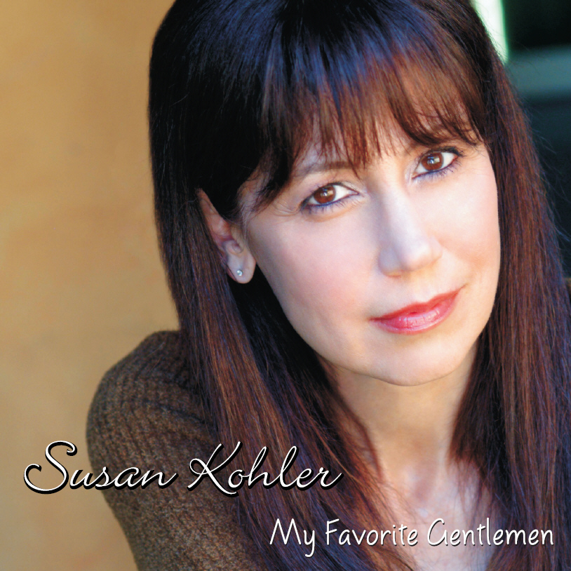 """Susan Kohler's second album found her choosing classic songs from """"My Favorite Gentlemen"""" (a reference to the male songwriters of the day) which raised the bar with the inclusion of sizzlin' big band arrangements and the players to pull it off with style! Randy Tobin had his hands full with this one but being a big band fan himself, engineered this album to sound as good as the very best."""