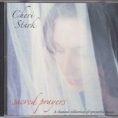 "Cheri Stark combined new age spirituality with old world music in this collection titled ""Sacred Prayers,"" recorded at Theta Sound Studio. We also did the CD package design and duplication."
