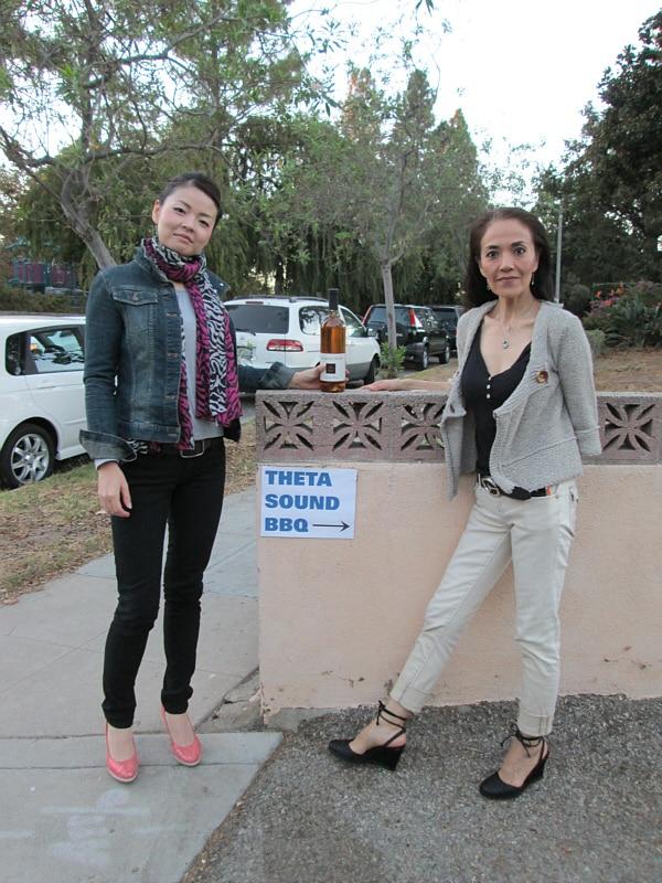 KANA and YUKO