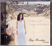 "Gigi Boratgis ""Classical Impressions"""