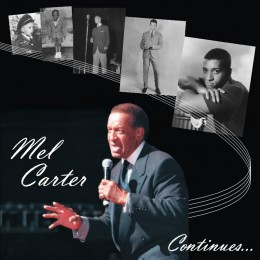 "Mel Carter ""Continues"" with Exciting Big Band Album"