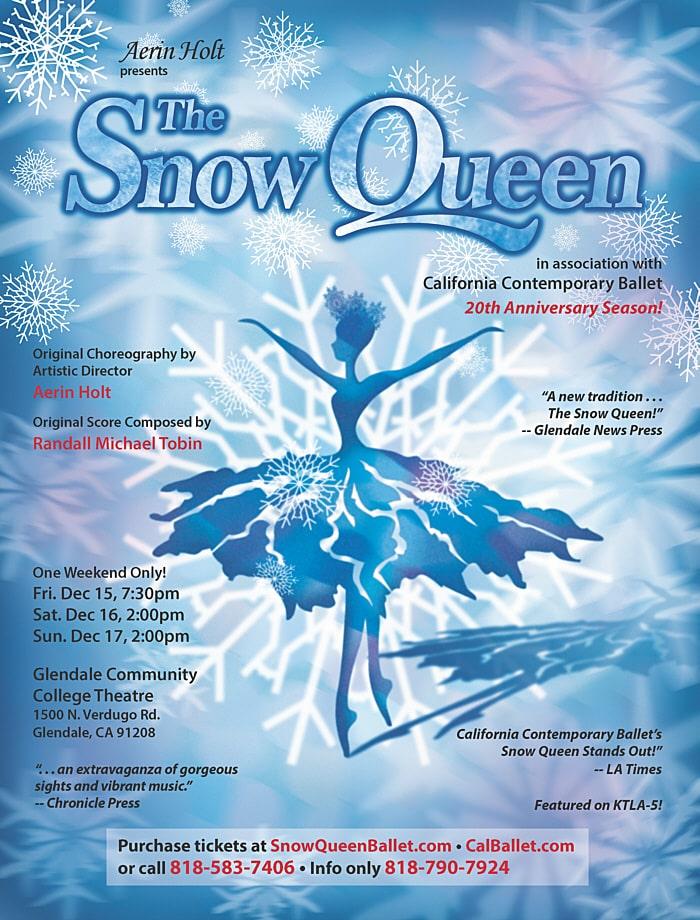 The Snow Queen Ballet 2017