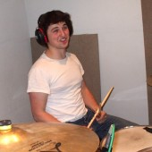 Max Shereshevsky took to drumming at an early age and by his teens was already doing session work. He now makes his living in music and is an in-demand drummer and producer.