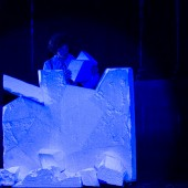 "Kai attempting to solve the ice puzzle from Act Two of The Snow Queen Ballet (8th season). <a href="" http://calballet.com/upcoming-performances/snow-queen/"" target=""_blank"">Snow Queen Web Site</a>"